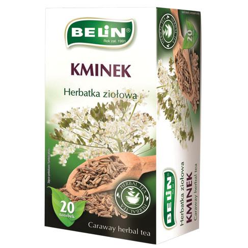Herbatka ziołowa Kminek
