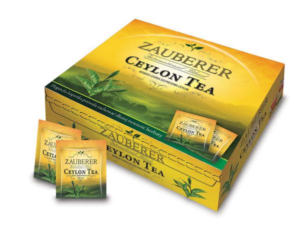 Herbata czarna Ceylon w kopertce