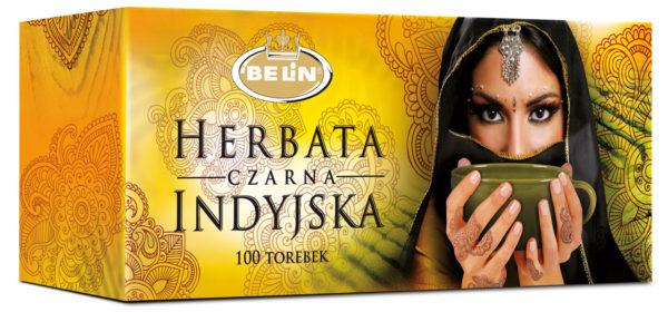 Herbata czarna indyjska
