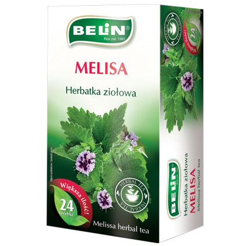 Herbatka ziołowa Melisa