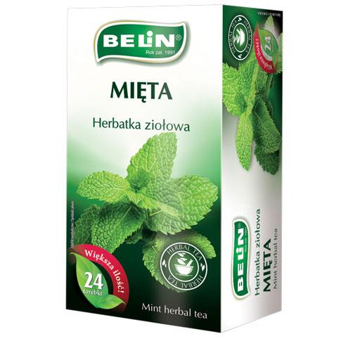Herbatka ziołowa Mięta