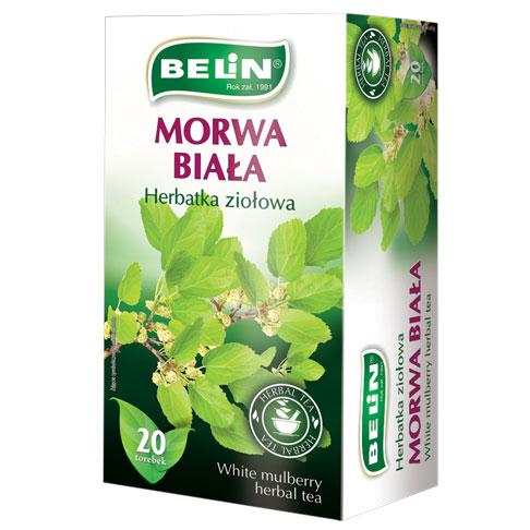 Herbatka ziołowa Morwa biała