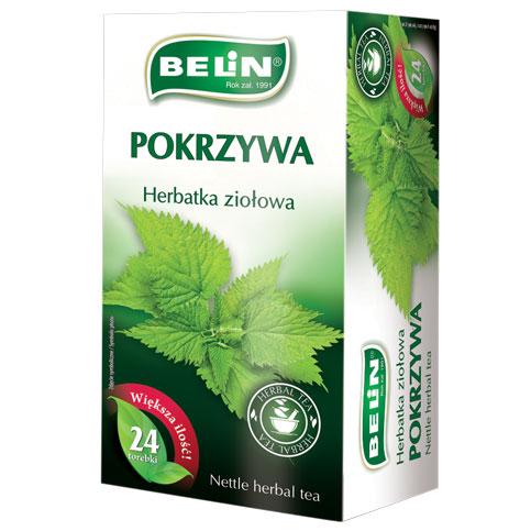 Herbatka ziołowa Pokrzywa