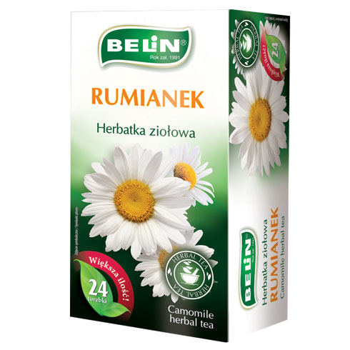 Herbatka ziołowa Rumianek